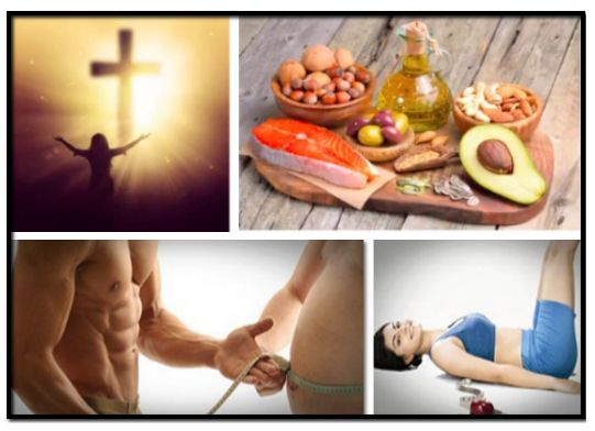 The Faith Diet System Food List