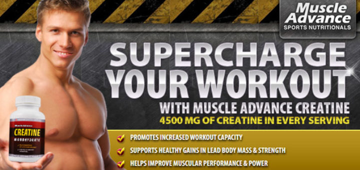 Muscle Advance Review