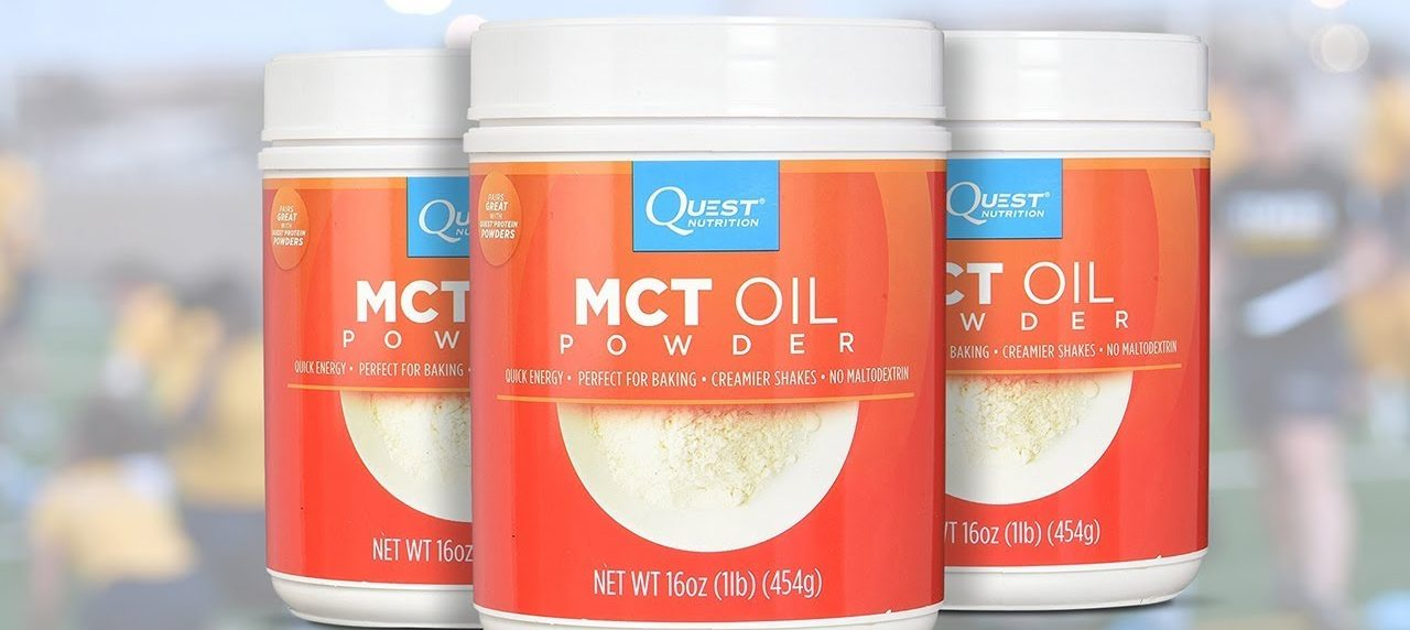MCT Oil Powder Product Image