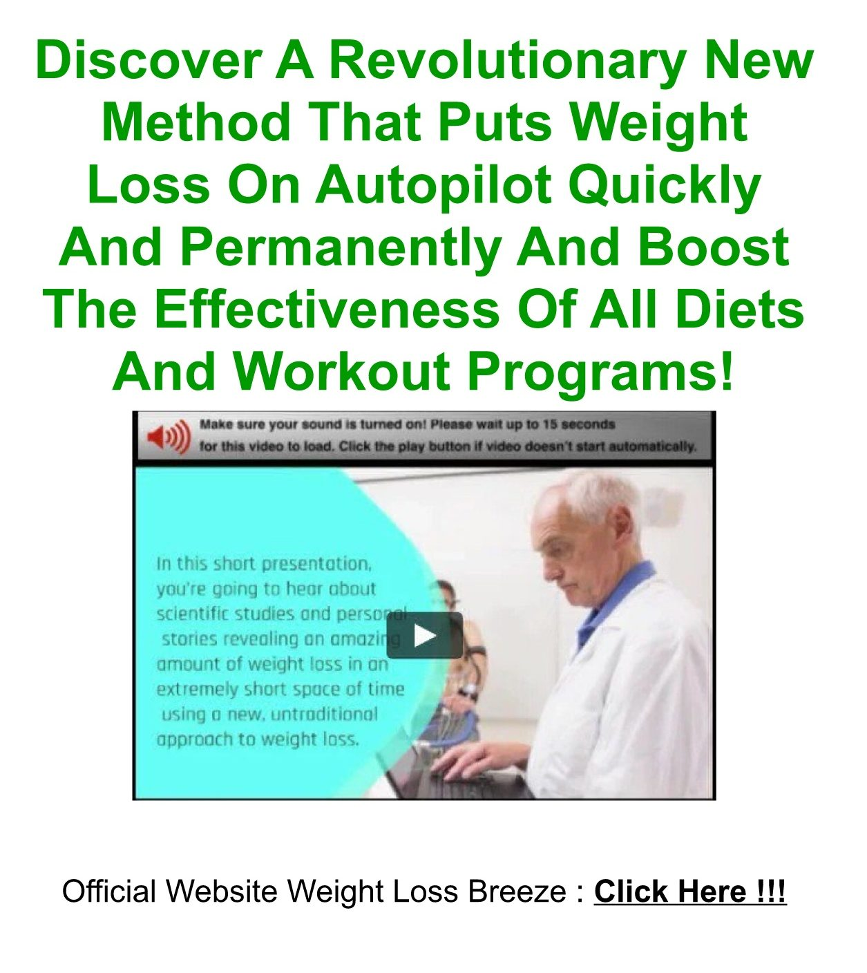 weight loss breeze review
