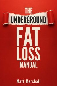 The Underground Fat Loss Manual Product