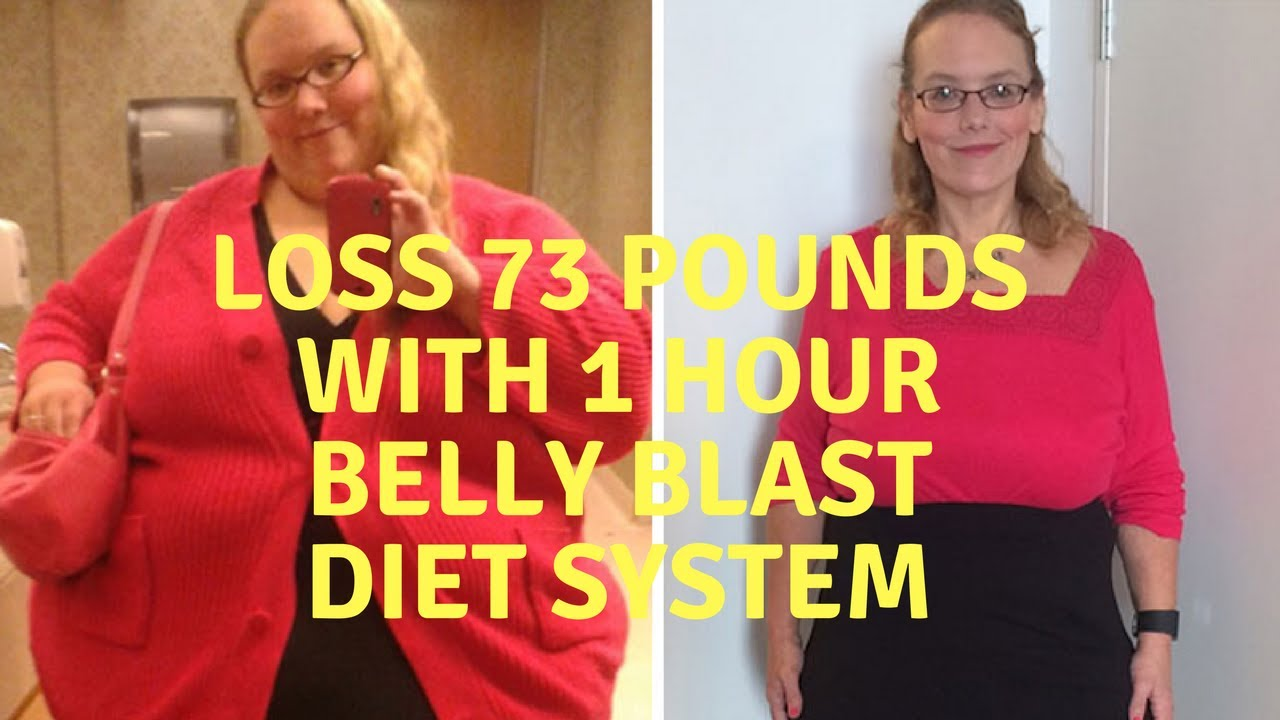 The 1 Hour Belly Blast Diet testimonial