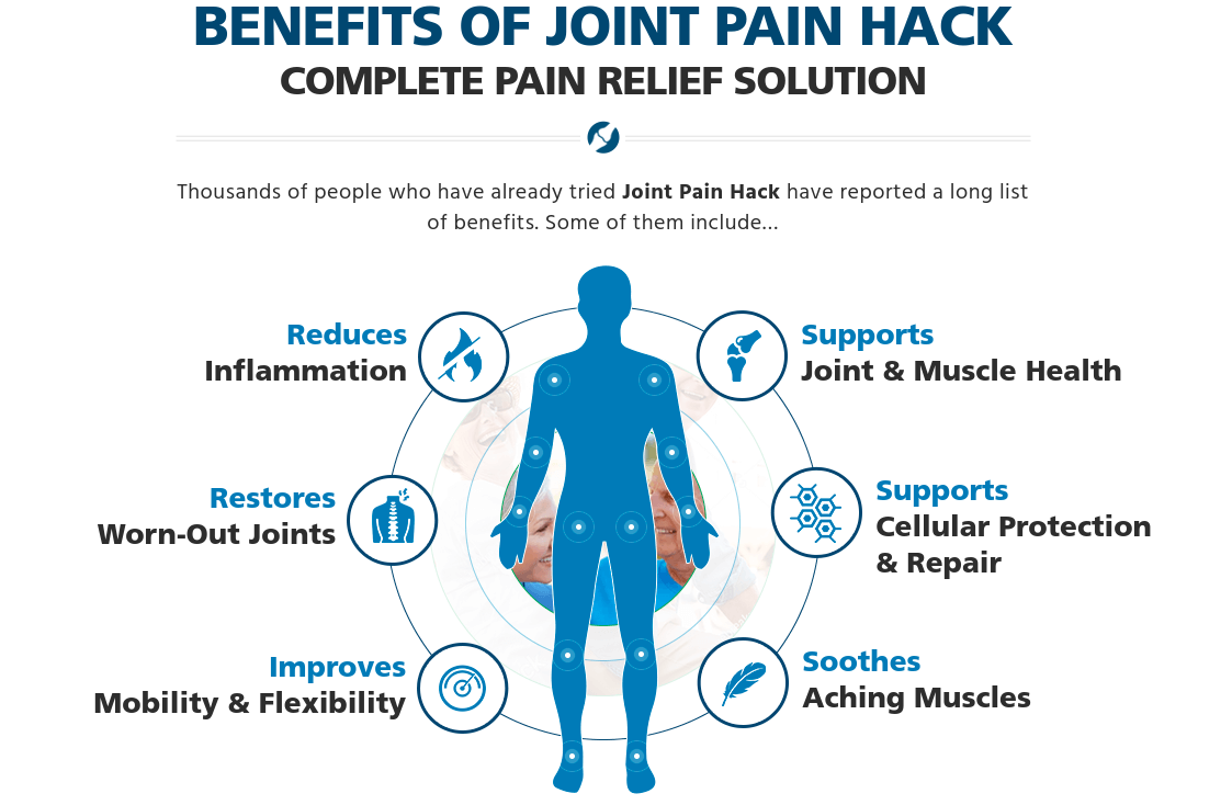 Joint Pain Hack Benefit