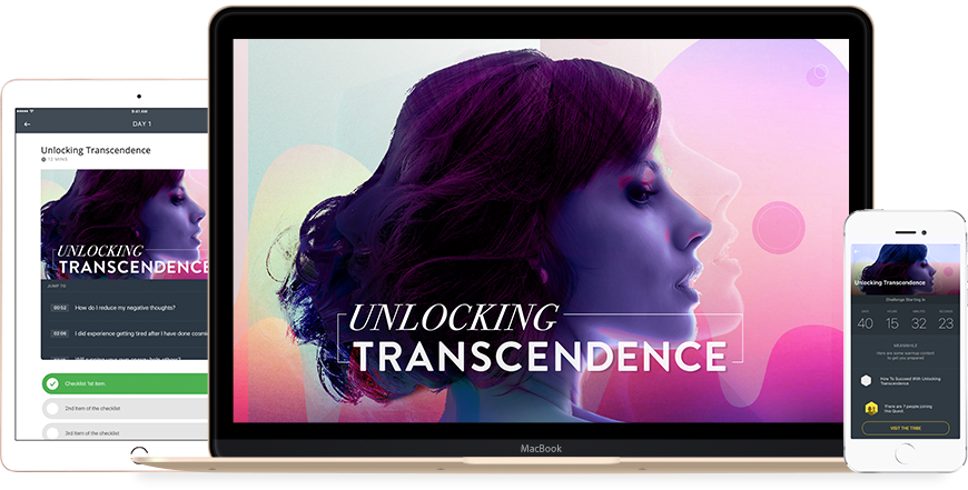 Unlocking Transcendence Mindvalley