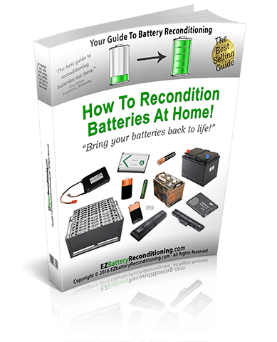 EZ Battery Reconditioning Product