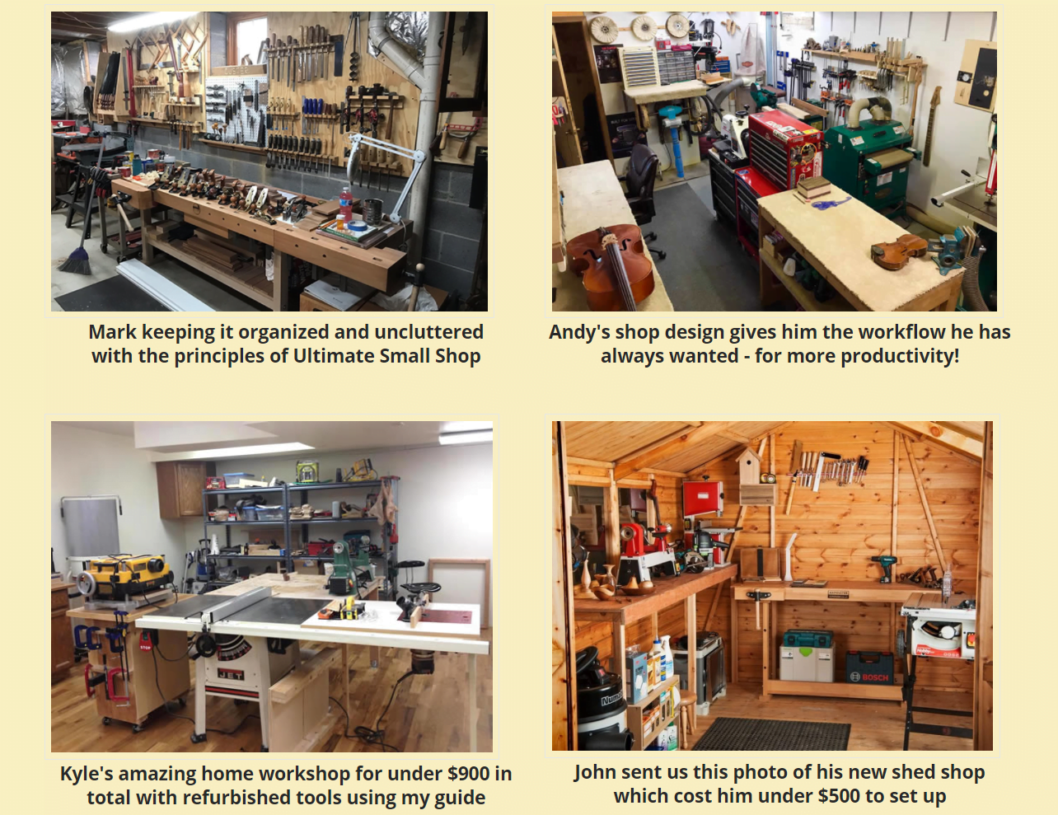 Ultimate-Small-Shop-work Space